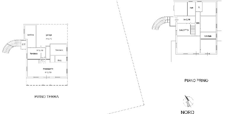 planimetria casa x annunci